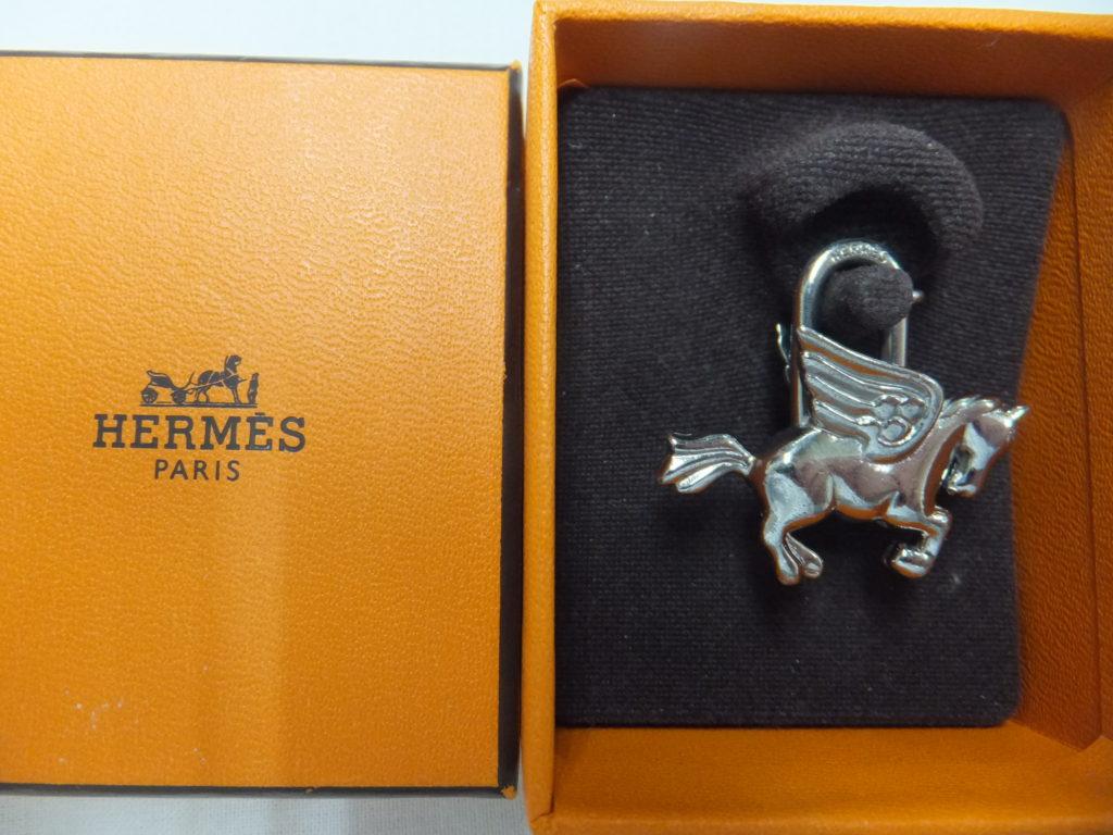 エルメスのカデナ 1993年「馬」天馬(ペガサス)